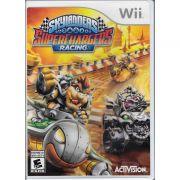 Skylanders Superchargers Racing - WII - USADO