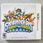 Skylanders: Swap Force - USADO - Nintendo 3DS