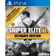 Sniper Elite III Ultimate Edition - Ps4