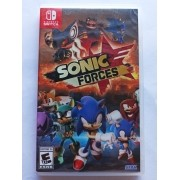 Sonic Forces - USADO - Nintendo Switch