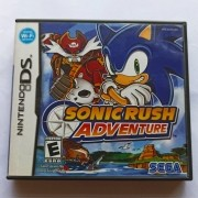 Sonic Rush Adventure - USADO - Nintendo DS