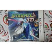 Star Fox 64 3D - USADO - Nintendo 3DS