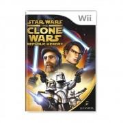Star Wars The Clone Wars: Republic Heroes - USADO - Wii