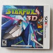 Starfox 64 - USADO - Nintendo 3DS