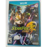 Starfox Zero - USADO - Nintedo Wii U - EDIÇÃO ESPECIAL