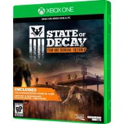 State Of Decay Com DLC´s- Xbox One