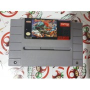 Street Fighter II - USADO - Super Nintendo