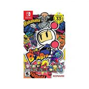 Super Bomberman R - Nintendo Switch USADO