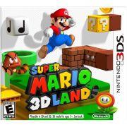 Super Mario 3D Land - Nintendo 3DS USADO