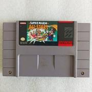 Super Mario All Stars - USADO - SNES