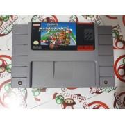 Super Mario Kart - USADO - Super Nintendo