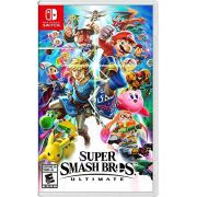 Super Smash Bros. Ultimate - Nintendo Switch - ENVIO INTERNACIONAL