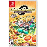 Sushi Striker The Way Of Sushido - Nintendo Switch