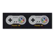 Tapete de Cozinha 1,25x0,40 cm - Classic SNES