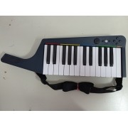 Teclado Rock Band 3 Wireless Keyboard - USADO - Nintendo Wii
