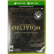 The Elder Scrolls IV Oblivion Game Of The Year - Xbox One