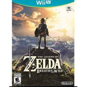 The Legend Of Zelda: Breath Of The Wild - Wii U - USADO
