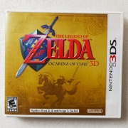 The Legend Of Zelda: Ocarina Of Time  USADO - Nintendo 3DS