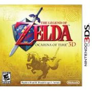 The Legend Of Zelda Ocarina Of Time USADO - Nintendo 3DS