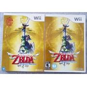 The Legend of Zelda: Skyward Sword - USADO - Nintendo Wii