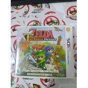 The Legend of Zelda Tri Force Heroes - USADO - Nintendo 3DS