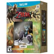 The Legend of Zelda: Twilight Princess HD + Amiibo Wolf Link