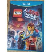 The LEGO Movie Videogame - USADO - Nintendo Wii U