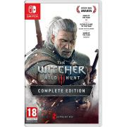 The Witcher 3 - Wild Hunt Complete Edition (EUR) - Nintendo Switch - Envio Internacional
