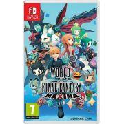 The World of Final Fantasy Maxima (EUR) - Nintendo Switch - Envio internacional