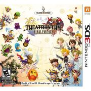 Theatrhythm: Final Fantasy - 3DS