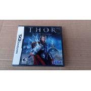 Thor God of Thunder (USADO)  - Nintendo DS