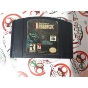 Tom Clancy's Rainbow Six - USADO - Nintendo 64