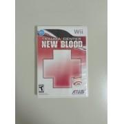 Trauma Center: New Blood - USADO - Nintendo Wii