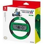 Volante De Corrida Mario Kart Hori Luigi - Nintendo Switch