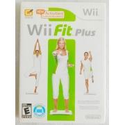 Wii Fit Plus - Nintendo Wii - Usado