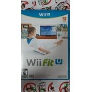 Wii Fit U - USADO - Nintendo Wii U
