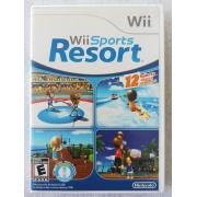 Wii Sports Resort - USADO - Nintendo Wii