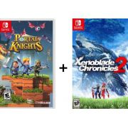 Xenoblade 2 + Portal Knights Nintendo Switch
