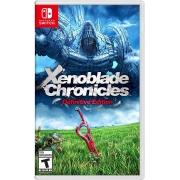 Xenoblade Chronicles Edição Definitiva - Nintendo Switch
