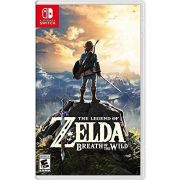Zelda: Breath of the Wild - Nintendo Switch