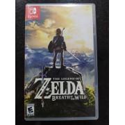 Zelda: Breath of the Wild - Nintendo Switch - Frete Grátis