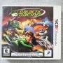 Ben 10: Galactic Racing - USADO - Nintendo 3DS