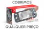 Console Nintendo Switch Lite 32GB - Cinza - PAGAMOS SEU FRETE