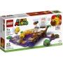 LEGO 71383 - Super Mario - Expansão - O Pântano Venenoso de Wiggler
