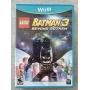 LEGO Batman Beyond Gotham - Nintendo Wii U - Usado