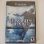 Minority Report Everybody Runs - Nintendo GameCube - Usado