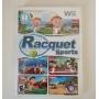 Racquet Sports - Nintendo Wii - Usado
