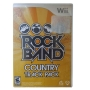 Rock Band: Country Track Pack 1+2 - Nintendo Wii - Usado