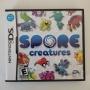 SPORE Creatures - Nintendo DS - Usado