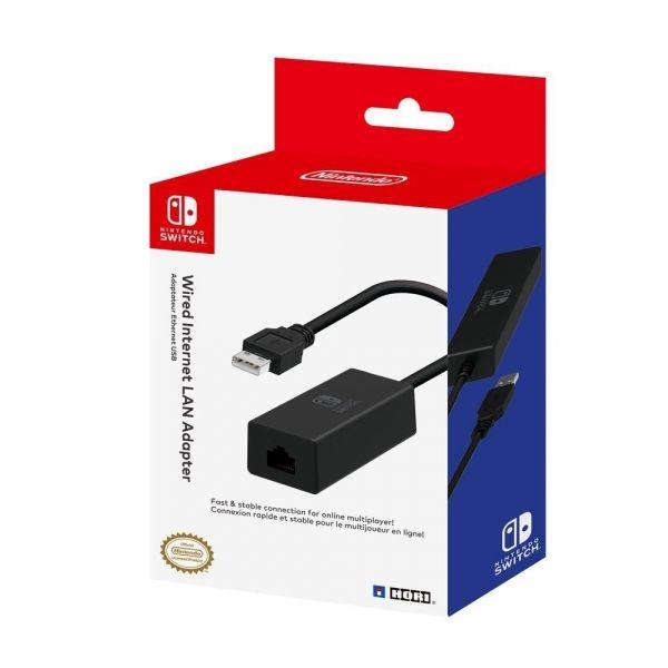 Adaptador Para Cabo De Internet Hori - Nintendo Switch